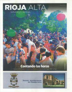 Cuadernillo Fiestas 2013
