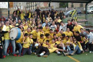 ¡Felicidades Casalarreina C.F. por el ascenso a tercera!