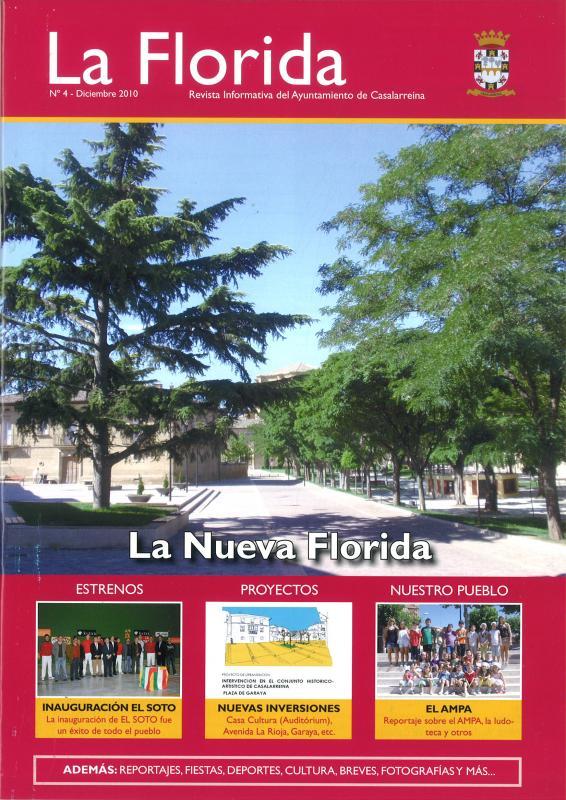LA FLORIDA Nº 4 2010-2011