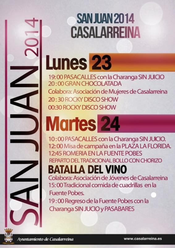 San Juan 2014