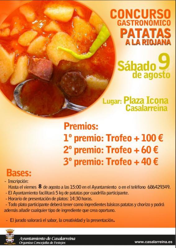 Patatas 2014