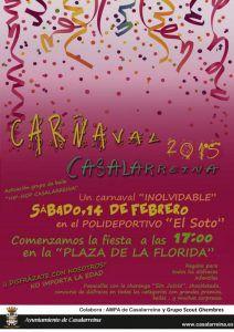 Carnaval 2015 en Casalarreina