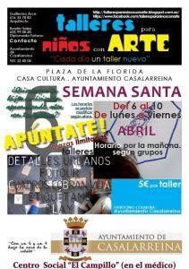 Talleres para niñ@s en Casalarreina