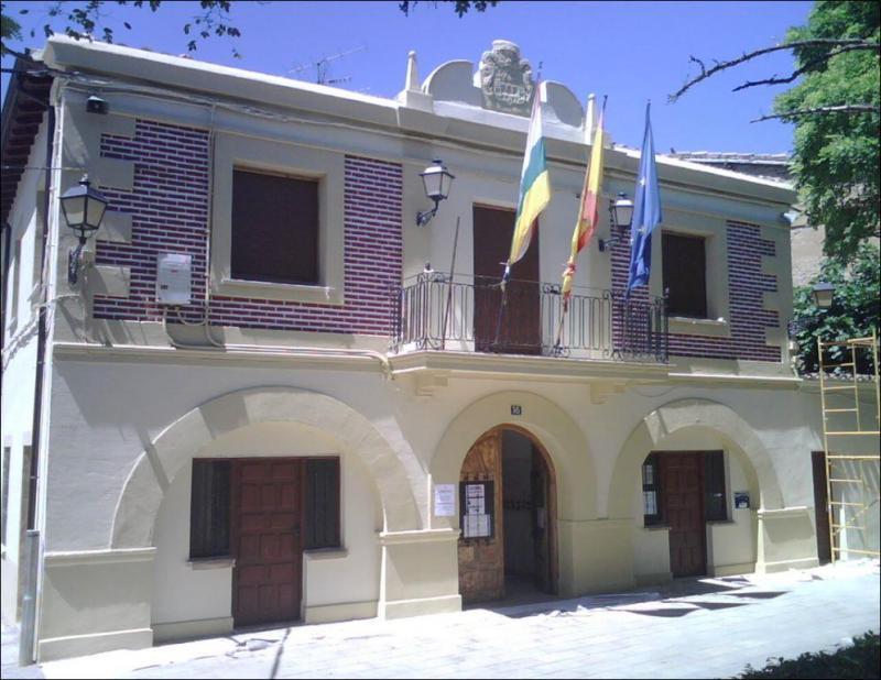 Pleno de Constitución del nuevo Ayuntamiento de Casalarreina 2015-2019