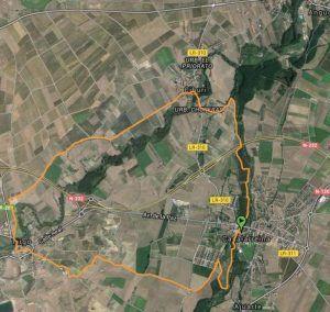 Ruta de Senderismo Casalarreina-Tirgo-Cihuri-Casalarreina