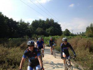 Ruta de Mountain Bike por el entorno de Casalarreina