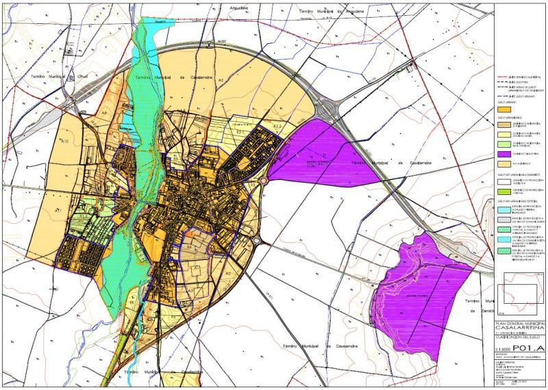 Casalarreina envía a urbanismo el Plan General Municipal para su aprobación