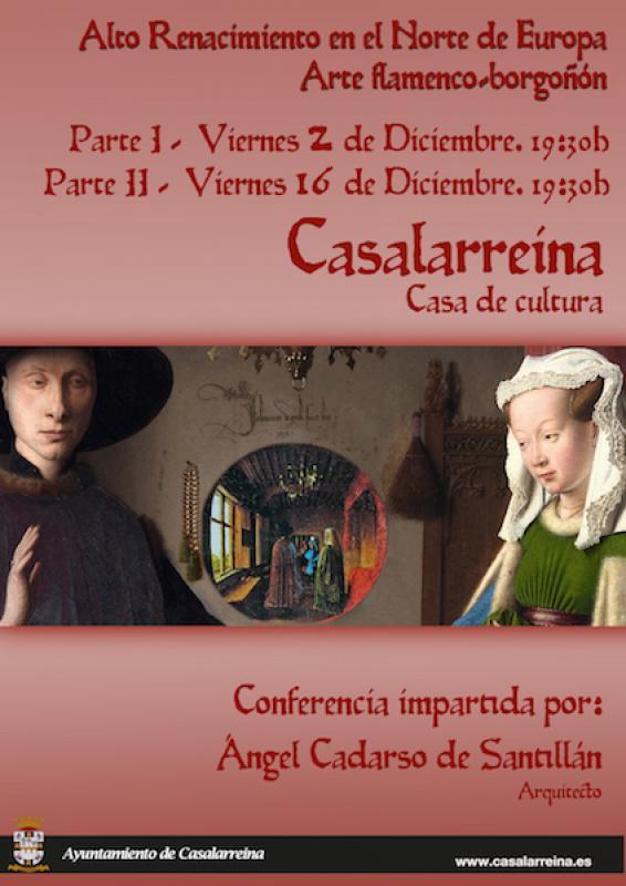 Conferencias sobre el arte en el Alto Renacimiento en el Norte de Europa