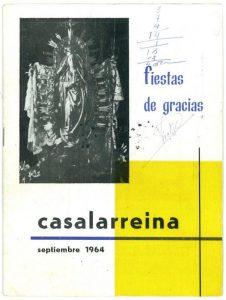 PROGRAMAS ANTIGUOS DE FIESTAS (1964)