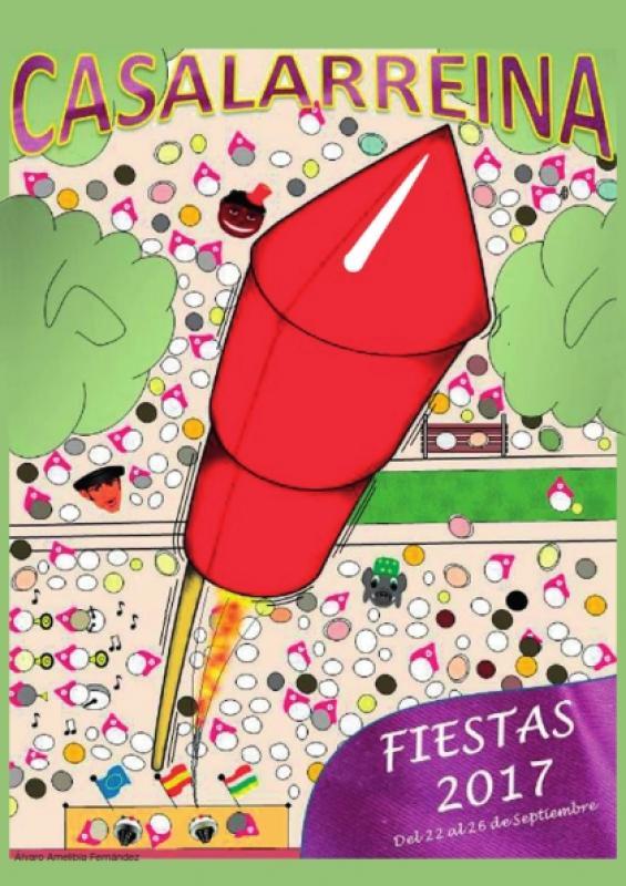 Programa Oficial de Fiestas 2017