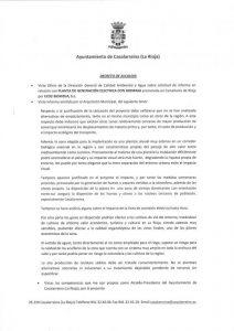 Casalarreina en contra de la Construcción de una Planta de Biomasa en Castañares de Rioja