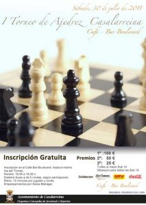 I Torneo de Ajedrez Casalarreina