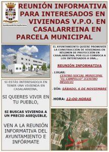 Viviendas de Protección en Casarreina