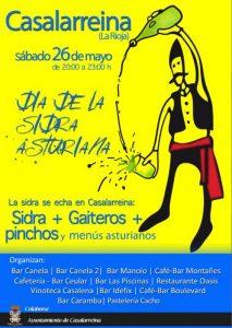 Día de La Sidra en Casalarreina, sábado 26 de mayo 2012