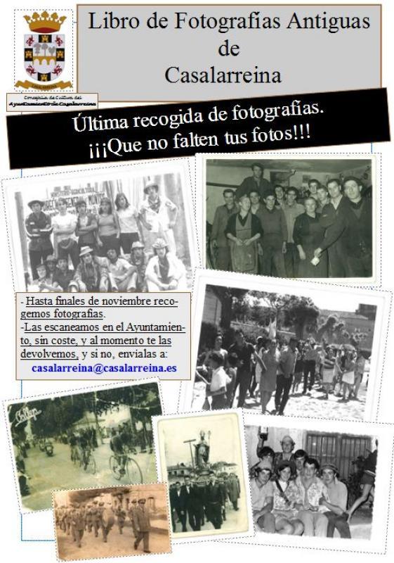 Fotografías Antiguas de Casalarreina