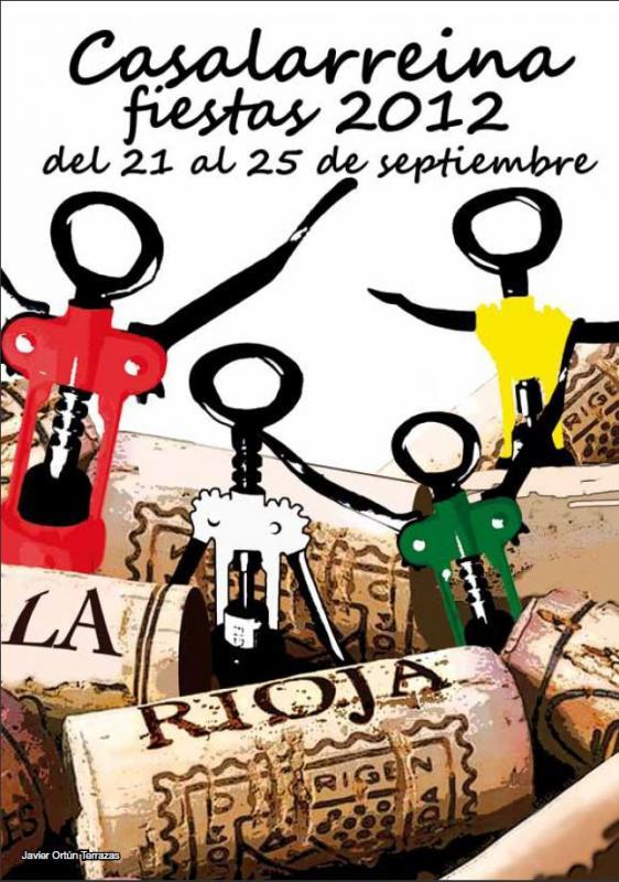 Fiestas de Casalarreina 2012