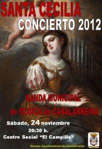 CONCIERTO DE SANTA CECILIA 2012
