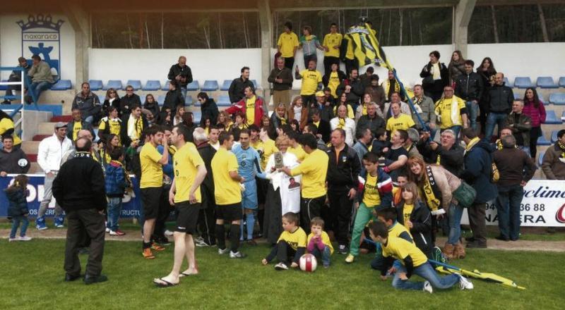 Casalarreina CF ¡Campeón de Copa!