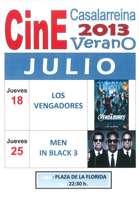 Cine de Verano 2013