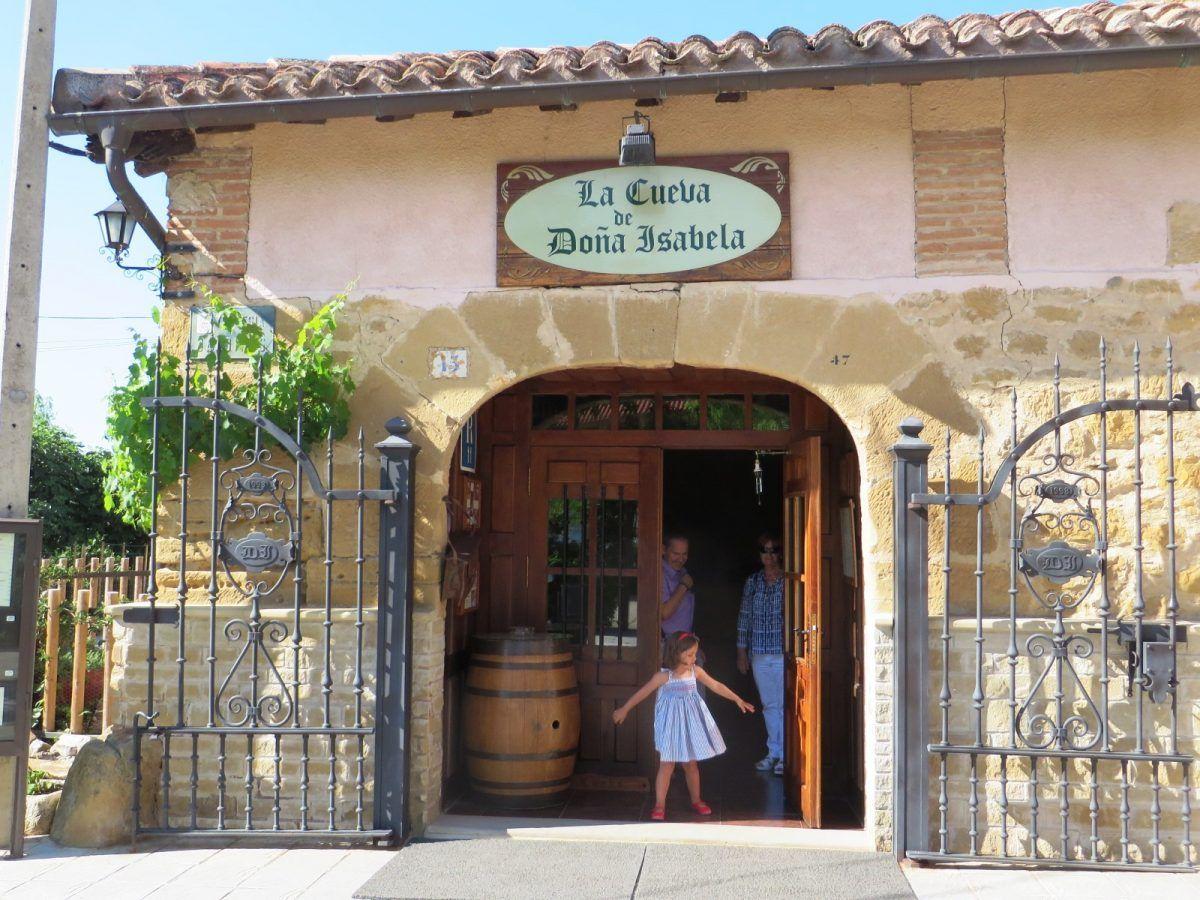 Restaurante La Cueva de Doña Isabela