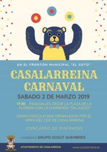 Carnavales, Casalarreina 2019