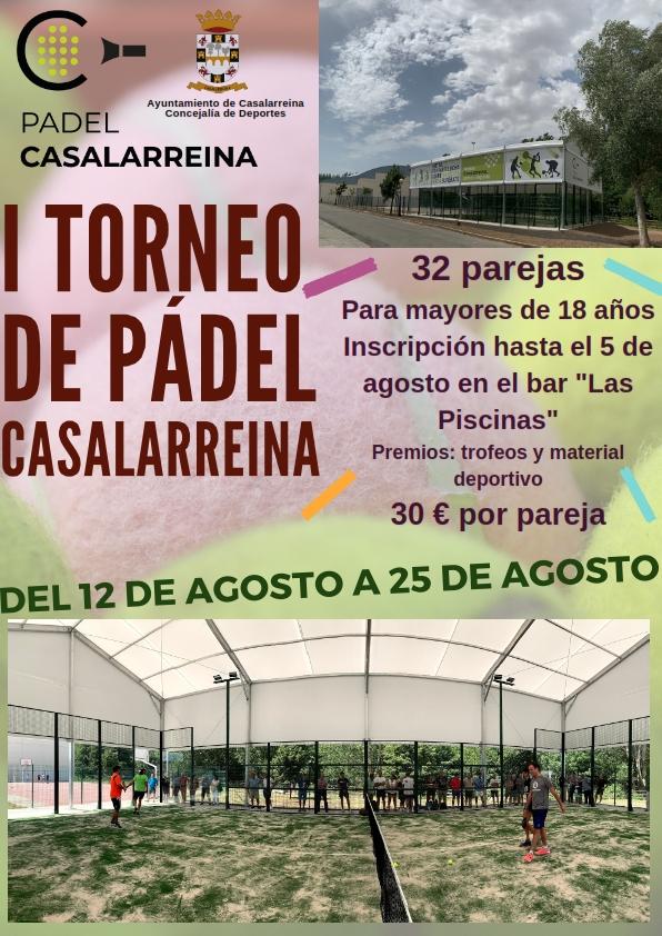 I Torneo de Pádel Casalarreina