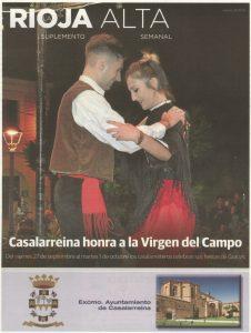 Suplemento Fiestas de Casalarreina en La Rioja ;)