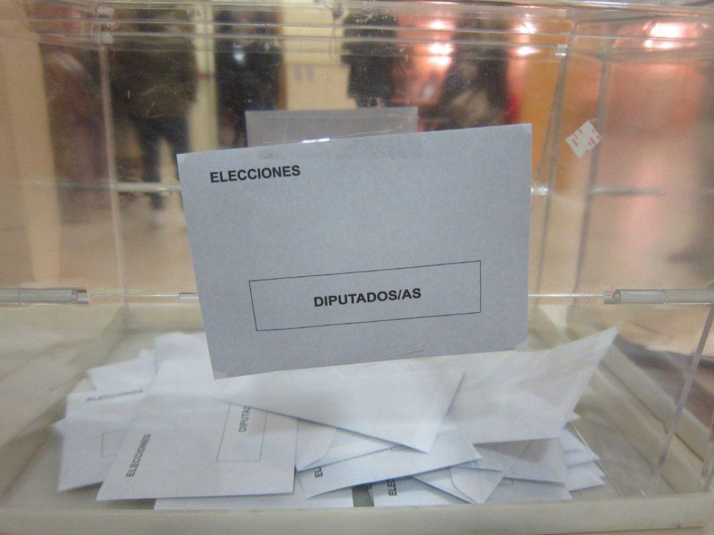 Sorteo Mesas Electorales 10 noviembre 2019