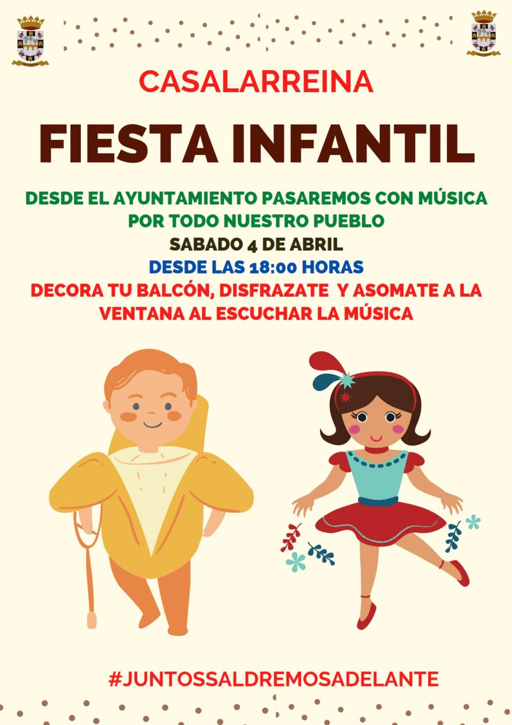 Fiesta Infantil en Casa